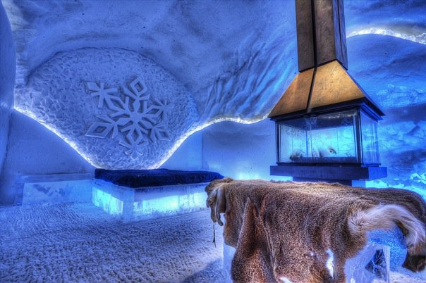 Ice Hotel In Quebec Canada 187 The Design Technology Blog