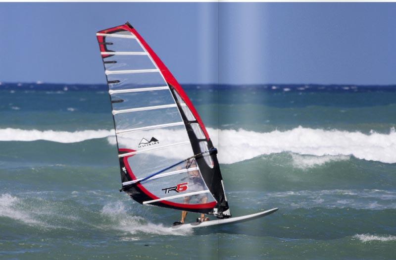 Windsurfing Sails » The Design Technology Blog